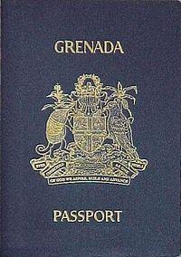 grenada pasport